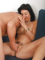 mature handjob galleries