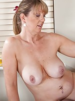 fat tattooed mature