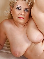 free hairy mature mom video