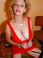 horny older women